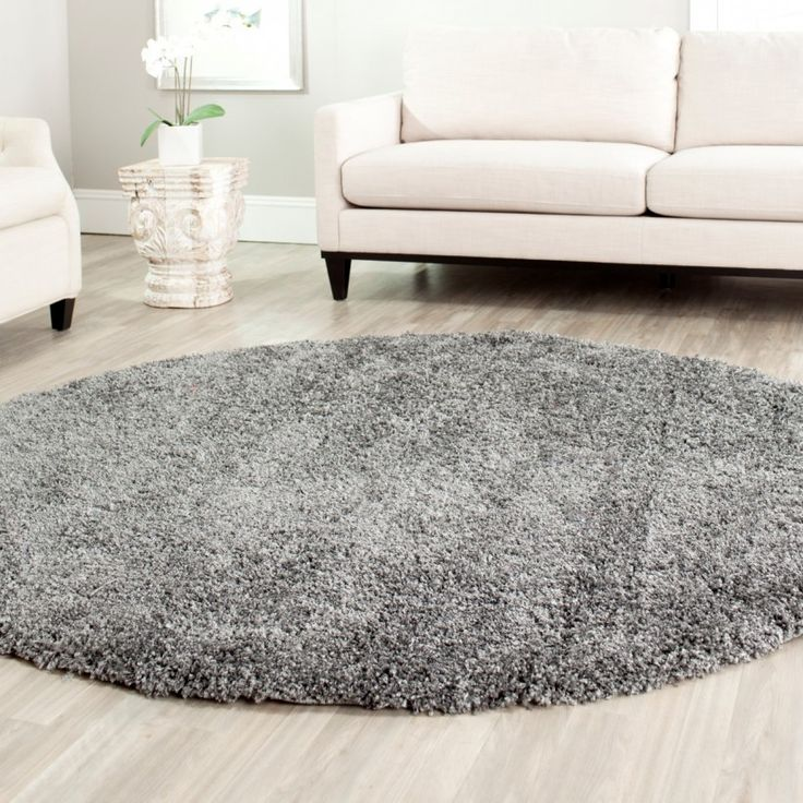 Interior : Lovely Round Rugs For Exciting Home Interior Design With  Charming Living Room Design Ideas
