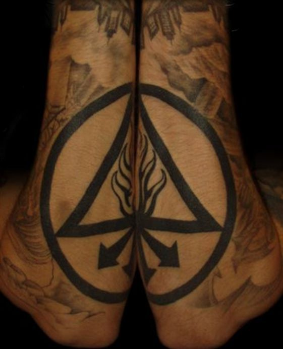 Constantine Tattoo