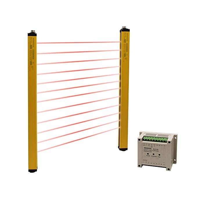 Safety Light Curtains Light Screen Sensor Safety Grating Punching
