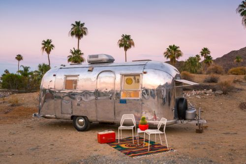 Sexy Palm Springs Airstream for sale