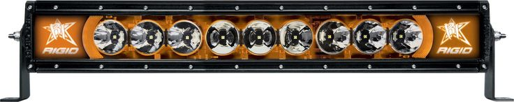 "Rigid Industries 20"" Radiance Series LED Light Bar"