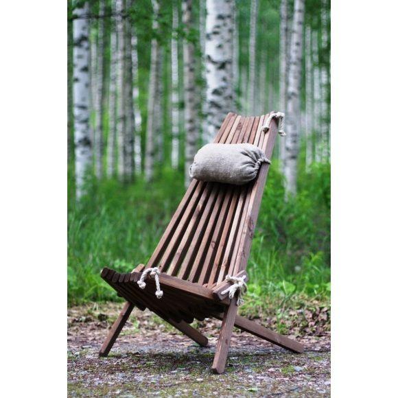 EcoFurn Kussen voor Tuinstoel - Taupe