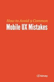 How to Avoid 9 Common Mobile UX Mistakes | Freek eBook