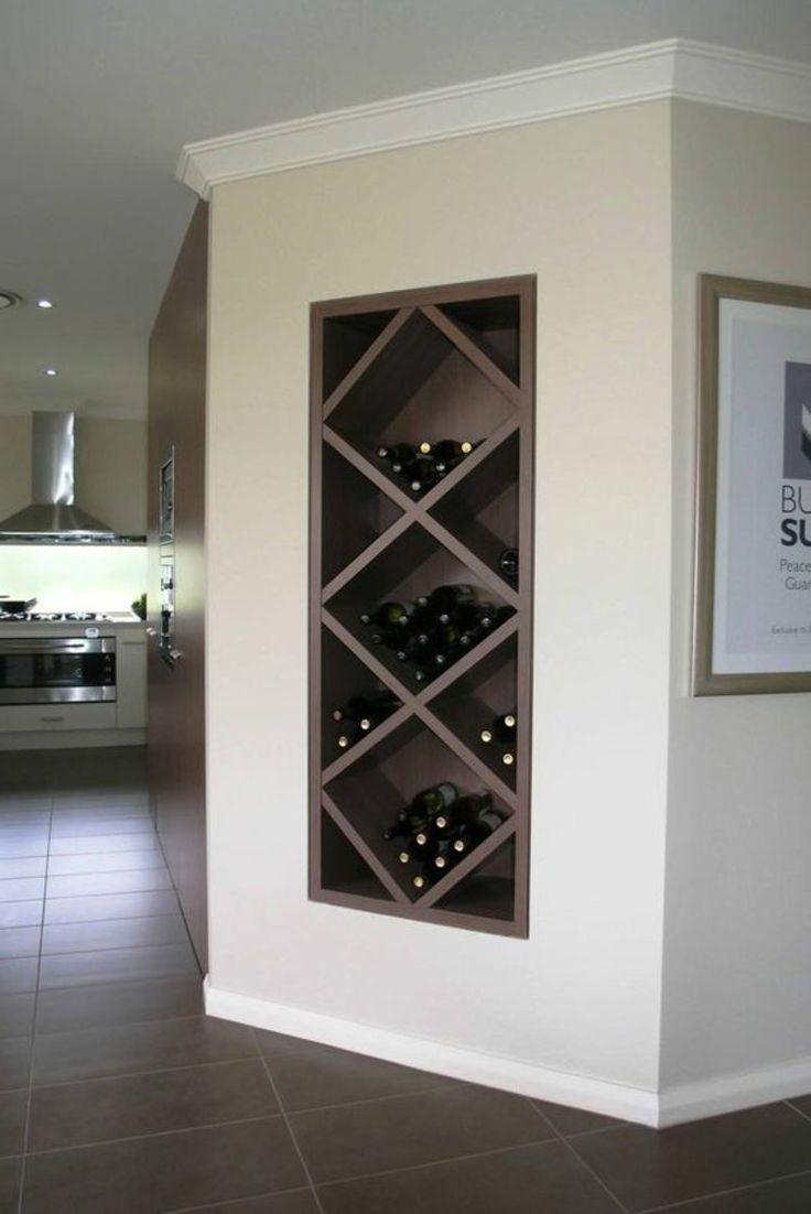 the 25+ best ideas about selber bauen weinregal on pinterest ... - Weinregal Design Idee Wohnung Modern Bilder
