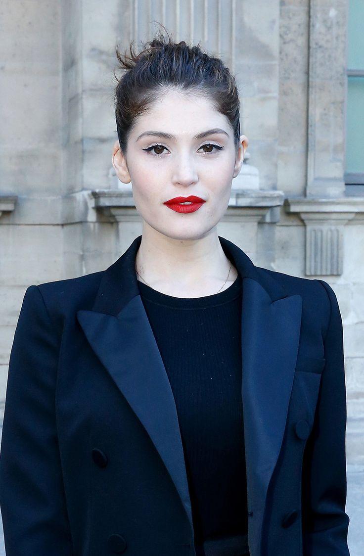 Gemma Arterton at @Louis Vuitton Official #ParisFashionWeek #PFW