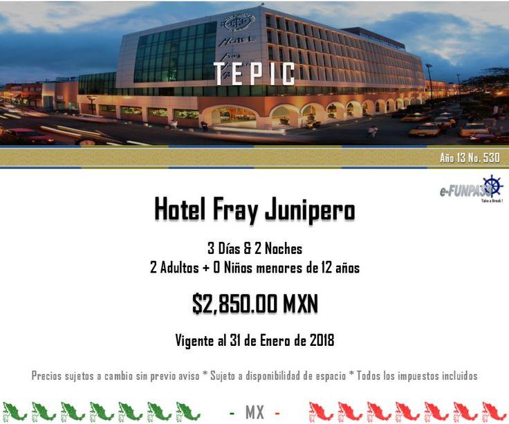 e-FUNPASS Año 13 No. 530 :) Tepic