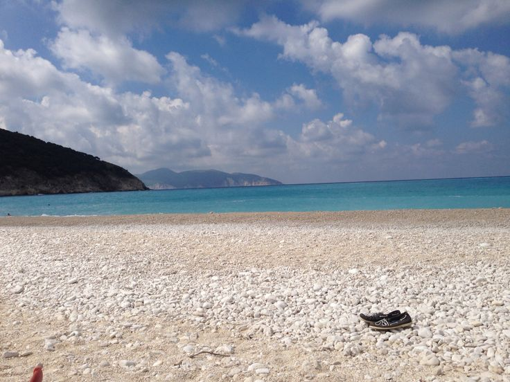Anti Samos beach Kefalonia