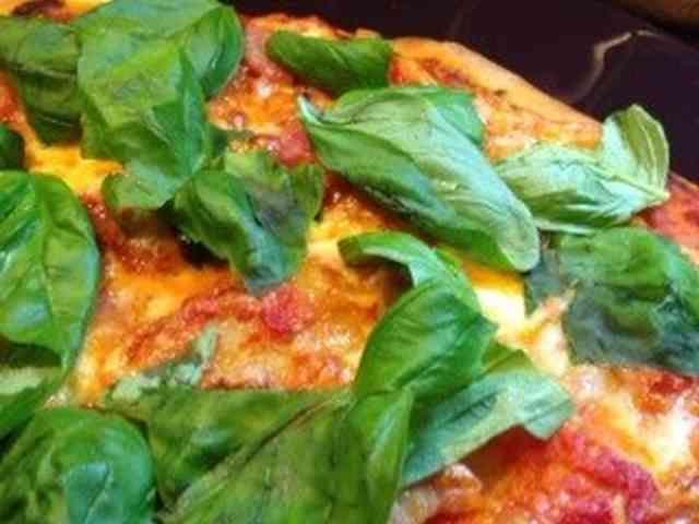 発酵不要!5分でクリスピーピザ生地の画像