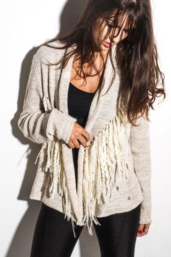 Sacos tejidos, colección de sacos tejidos, vestidos tejidos, remeras tejidas, bufandas