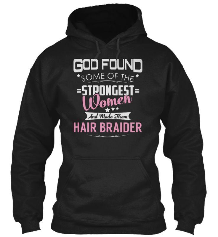 Hair Braider - Strongest Women #HairBraider