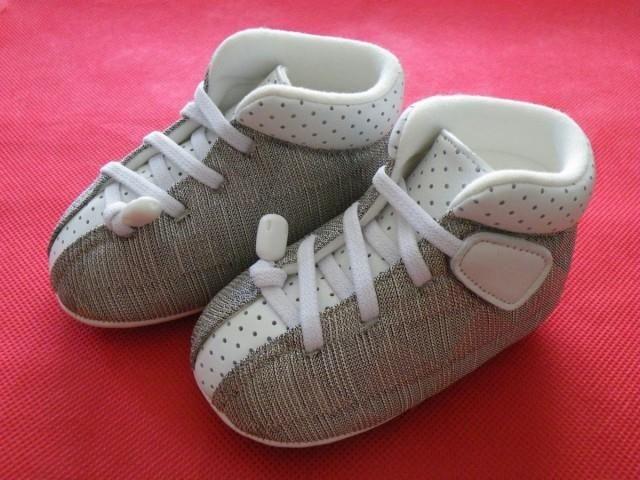 Ботинки своими руками для малыша