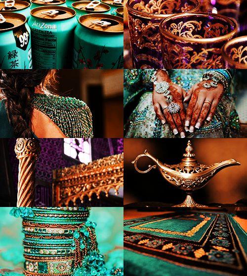 modern disney princesses → jasmine