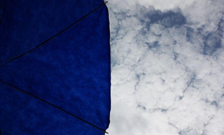 Blue & Clouds - C. Marchionne #arredamento #interior #design