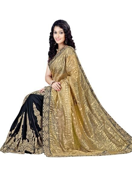 #Ready To Ship #PartyWear Saree !!  #Free #Shipping !! Free #COD !!  Click here to #shop : http://bit.ly/18IsM16 #WhatsApp Us To Buy On : 093744 77776