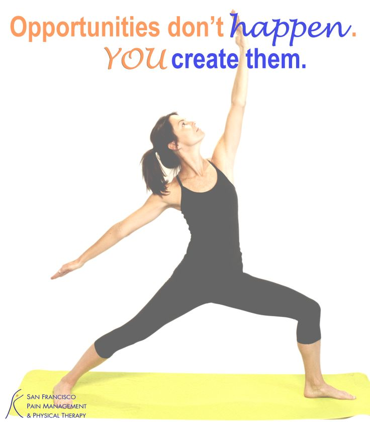 """""""Opportunities don't happen. YOU create them."""" #motivation #inspiration #motivational #inspirational #fitness #exercise #quote #health #healthyliving #workout"""