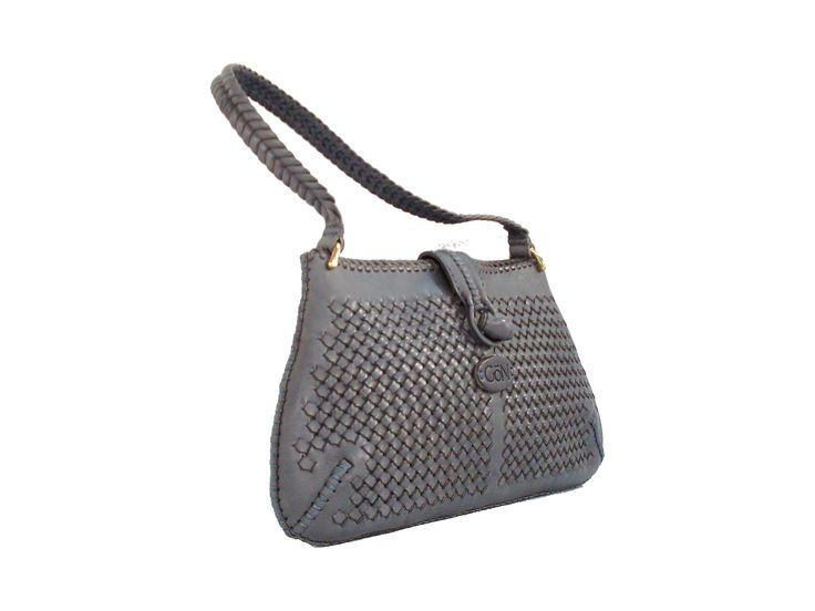 Gön Deri 20004 KAPRİL Leather Handmade Bag