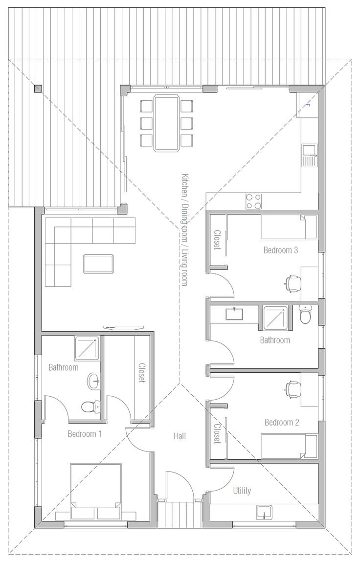 345 best house plans images on pinterest small house plans