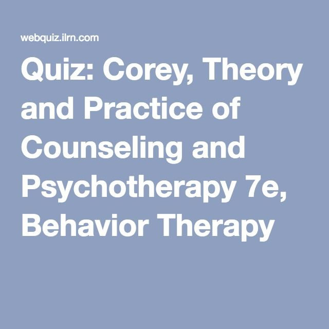 the theories key elements role of the therapist and critiques of the behavior therapy Salvador minuchin, md, is a world-renowned founder of family therapy and the developer of structural family therapy named one of the ten most influential therapists of the past quarter-century, he is the author of several books, including his classic family therapy text, families and family therapy.