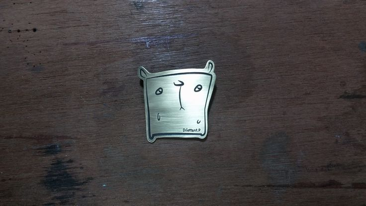 2014 Their emotion_Detail Cut_ Charming  #badge #brooch #brass #accessory #ornaments #뱃지 #브로치 #황동 #액세서리