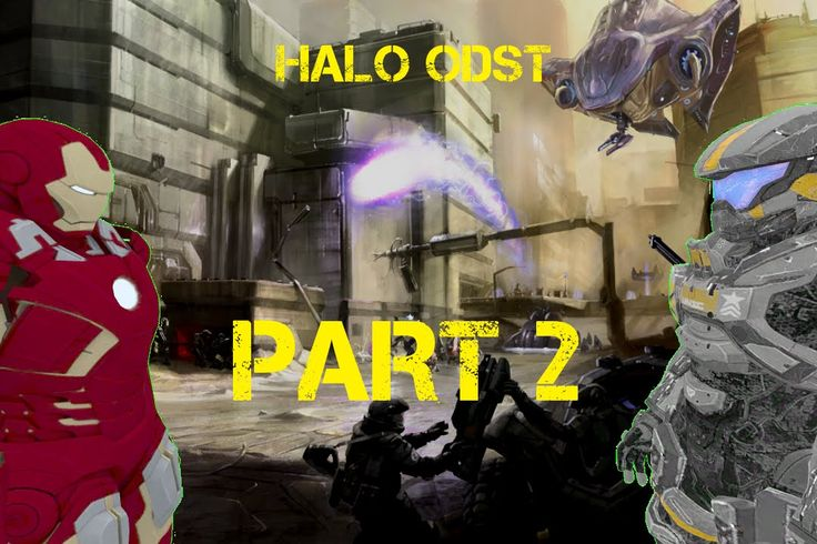 Game Buds Halo Master Chief Collection   HALO ODST  Part 2