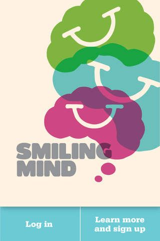Smiling Mind is modern meditation for young people. It's a simple tool that gives a sense of calm, clarity and contentment