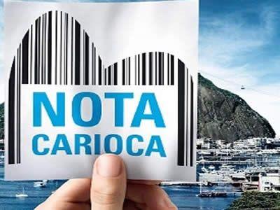 Nota Carioca, Cadastro, Consulta, Acesso
