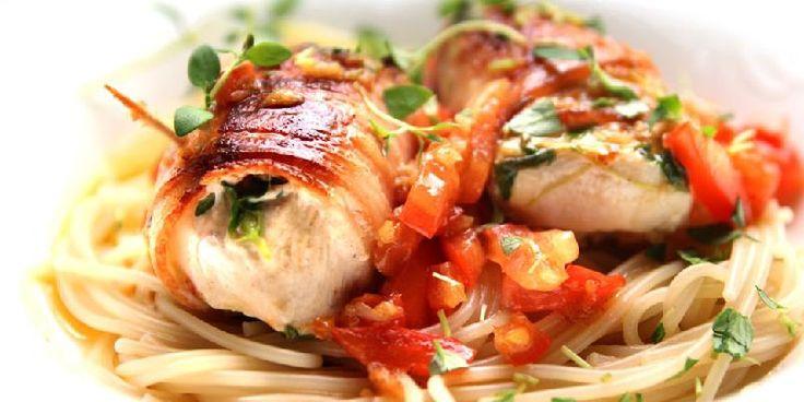 Saltimbocca med kylling - En oppskrift som gjør kyllingen bedre? Lag deg en saltimbocca.