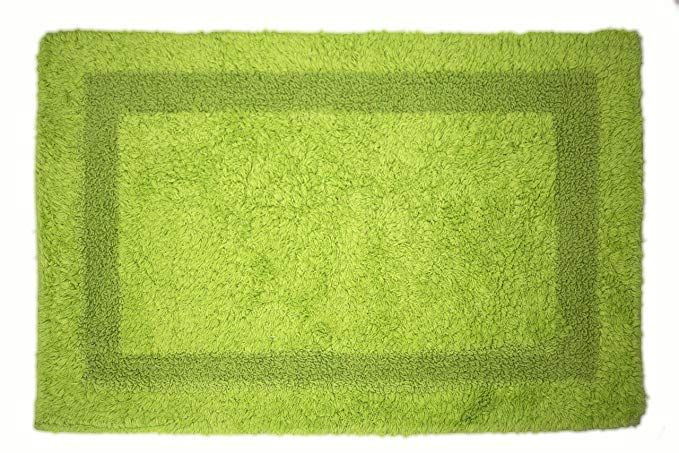 Need A Bright Bath Mat How About Lime Green Bathmat Lime