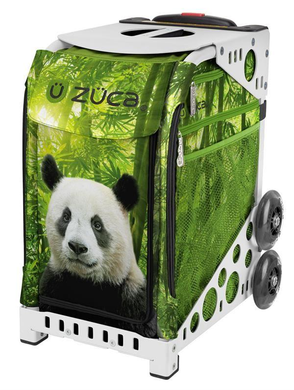 Zuca From Wooska Panda Insert Bag And Frame 10 Frame