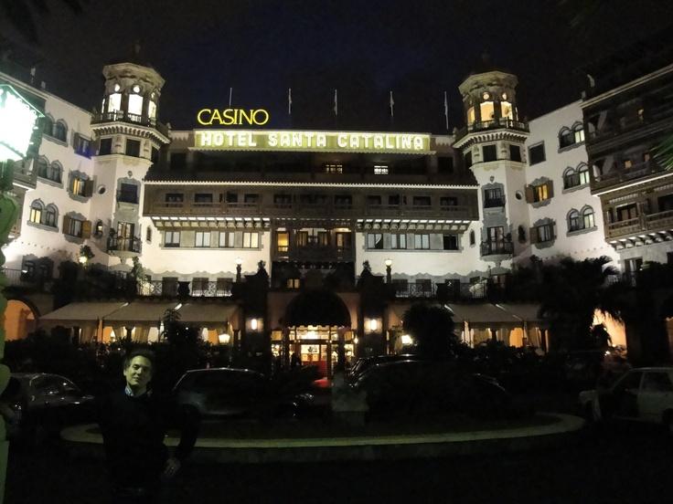 Hotel Santa Catalina-Canary Islands