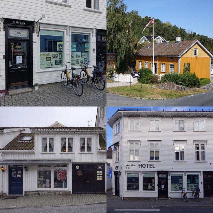 norge | sørlandet | risør | det lille hotel