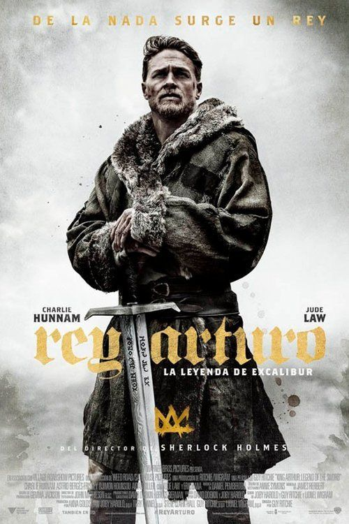 King Arthur: Legend of the Sword (2017) Full Movie Streaming HD