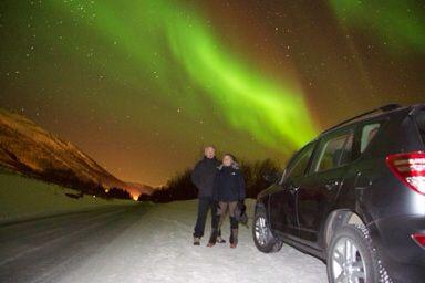 Sommarøy outside Tromsø
