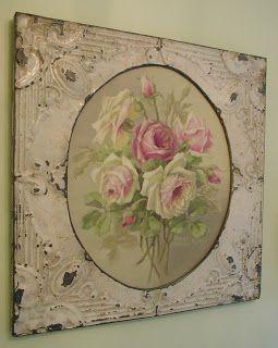 Chateau De Fleurs: Back to Decorating!