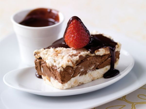Een feestelijk en eenvoudig dessert dat ruim van tevoren gemaakt kan worden - Libelle Lekker!