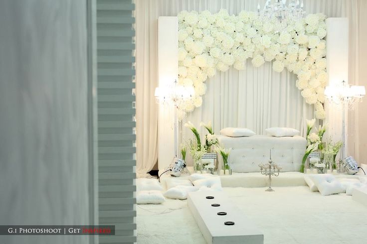 simple and sweet pelamin