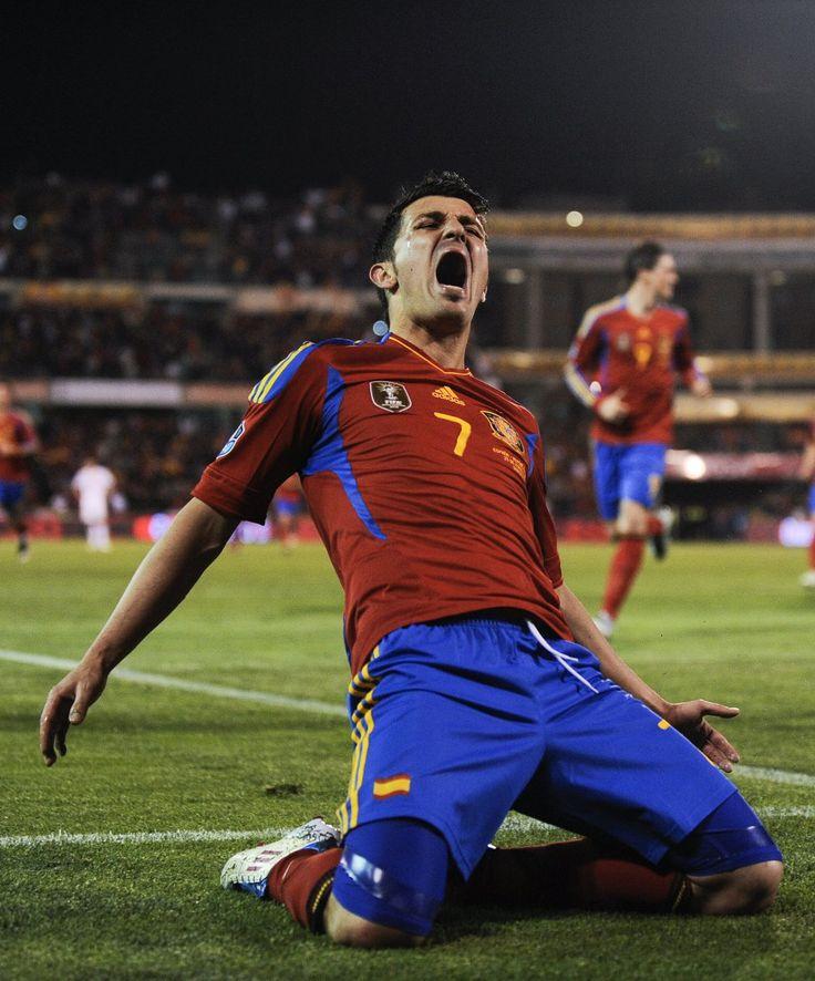 Los 20 mejores futbolistas de la selección española de la historia