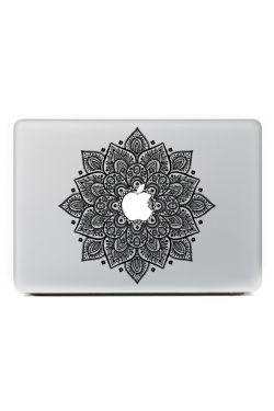 Stickers pour Macbook (tous modèles) Conseil d'utilisation : Nettoyer la surface avec un chiffon Décoller le décalque, le mettre doucement sur la surface en bonne position. Pendant ce traitement, ne pas appuyez sur l'autocollant. Une fois bien positionné appuyez sur l'autocollant.