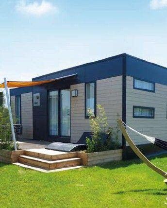 Oltre 25 fantastiche idee su case mobili su pinterest - Case mobili in legno ...