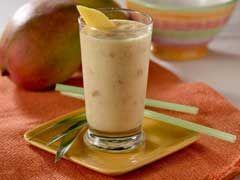 Abrikoos Mango Smoothie