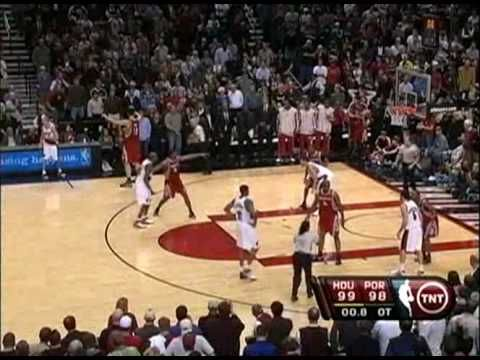 Brandon Roy's Game Winner(s) Against the Rockets November 6th, 2008