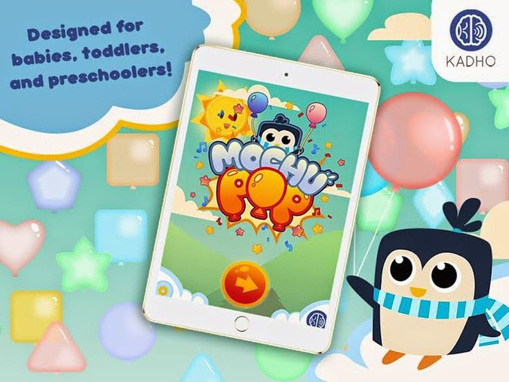 being MVP: Download FREE Mochu Pop App Today :: Fun Game for Babies and Toddlers @kadhoinc