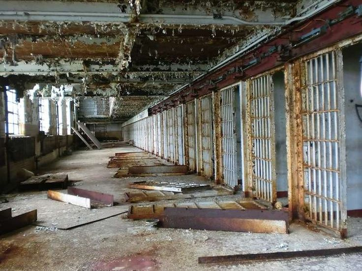 Some Of The Worlds Creepiest Abandoned Prisons