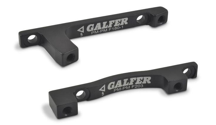 Nuevos adaptadores Galfer para discos grandes