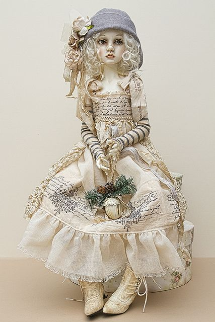 Dollstown Amy by jeanoak, via Flickr