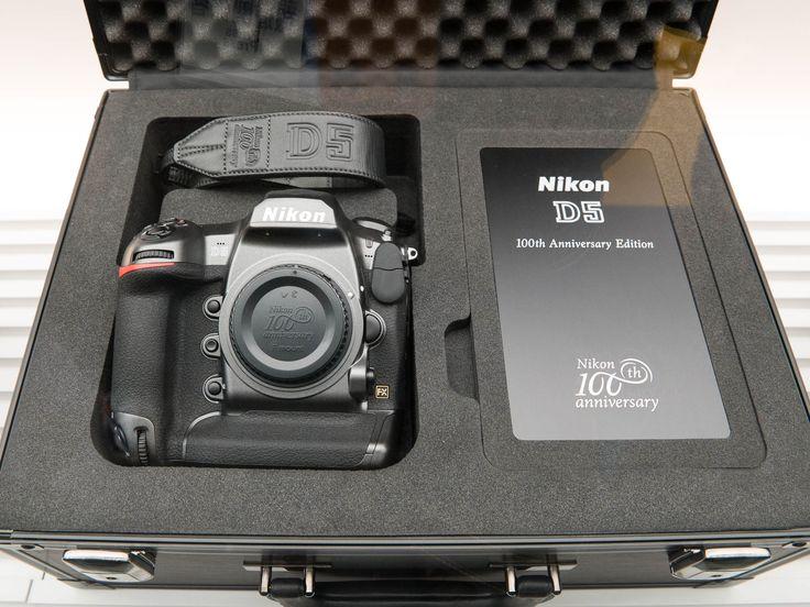 100-летний юбилей Nikon. Уникальные D5 и D500 на CP+