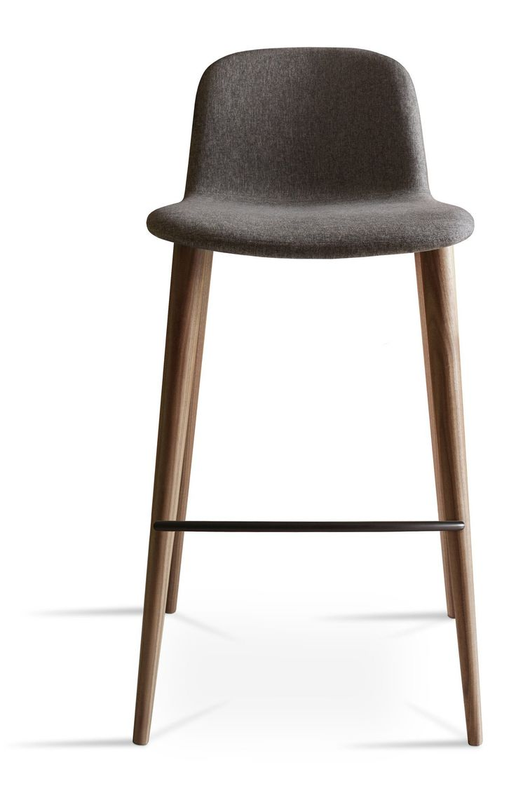 Design by Omar De BiaggioBacco high stool is the one of the most popular chairs in our shop. It is extremely versatile, could be upholstered with material of your choice and would match majority of the interior designs well. If you are specifically interested in hospitality furniture, check out our ranges of furniture for hotels and restaurants. 3d plywood shell Curved-back Wood legs Footrest Faux leather and/or fabric standard choices Contract Quality faux and/or fabric at £20pm, f...