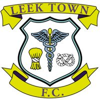 1946, Leek Town F.C. (England) #LeekTownFC #England #UnitedKingdom (L16452)