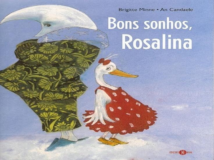 sweet dreams-rosalinda por ana via Slideshare   – Livros, contos, atividades