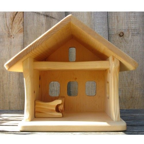 Wooden Toy Barns | Small Play Barn